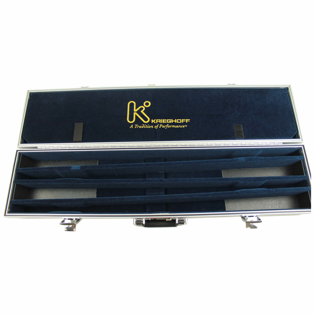 K-80 4 Barrel Case by Americase, 32″ Barrels, Pre-Owned – Special Price!