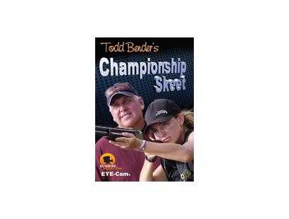 DVD, Todd Bender's Championship Skeet