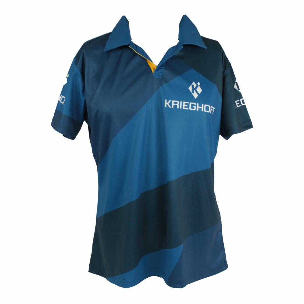 2021 Krieghoff Performance Polo Shirt, Ladies'